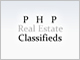 PHP Real Estate Classifieds